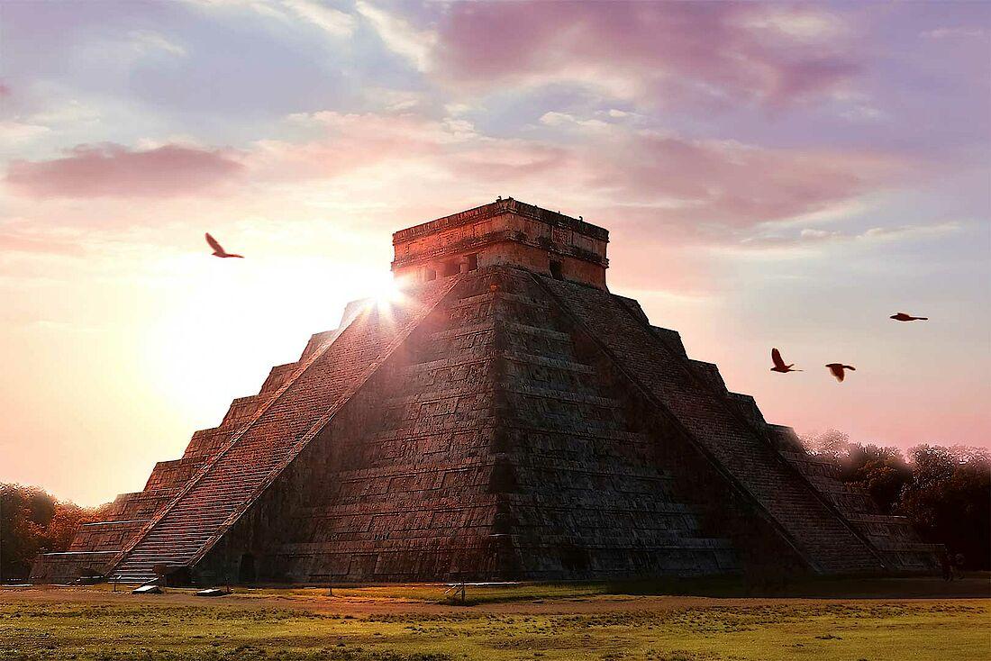Maya Inka