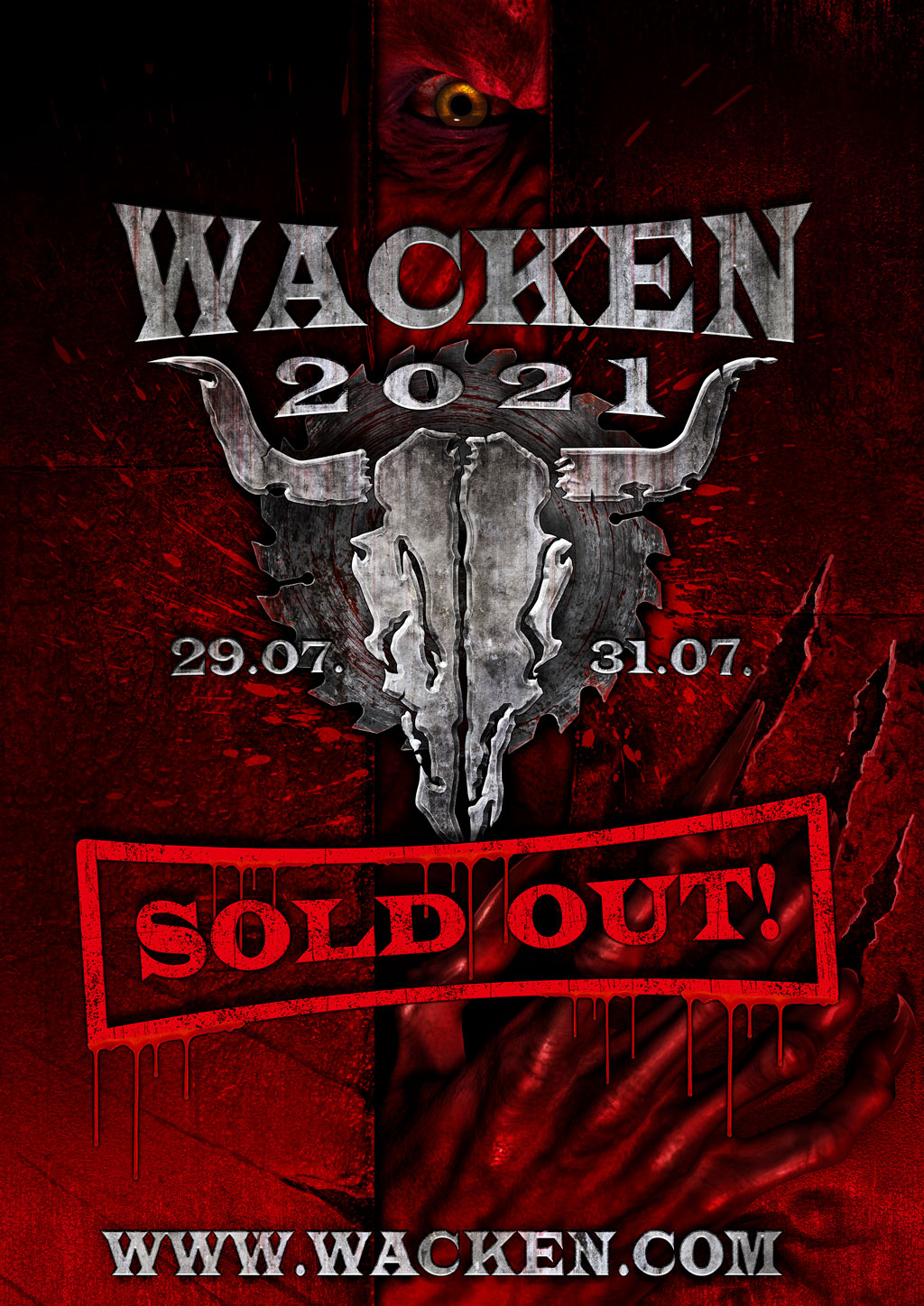 ¿TENDREMOS MACRO FESTIVALES EN EL 2021? Woa_21_poster_ohne-bands_sold-out_007_preview
