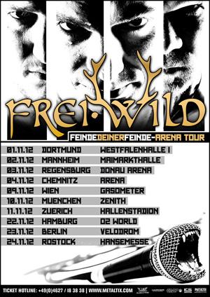 Frei Wild Tickets